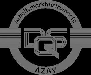 Zertifikat Arbeitsmarktinstrumente DQS AZAV