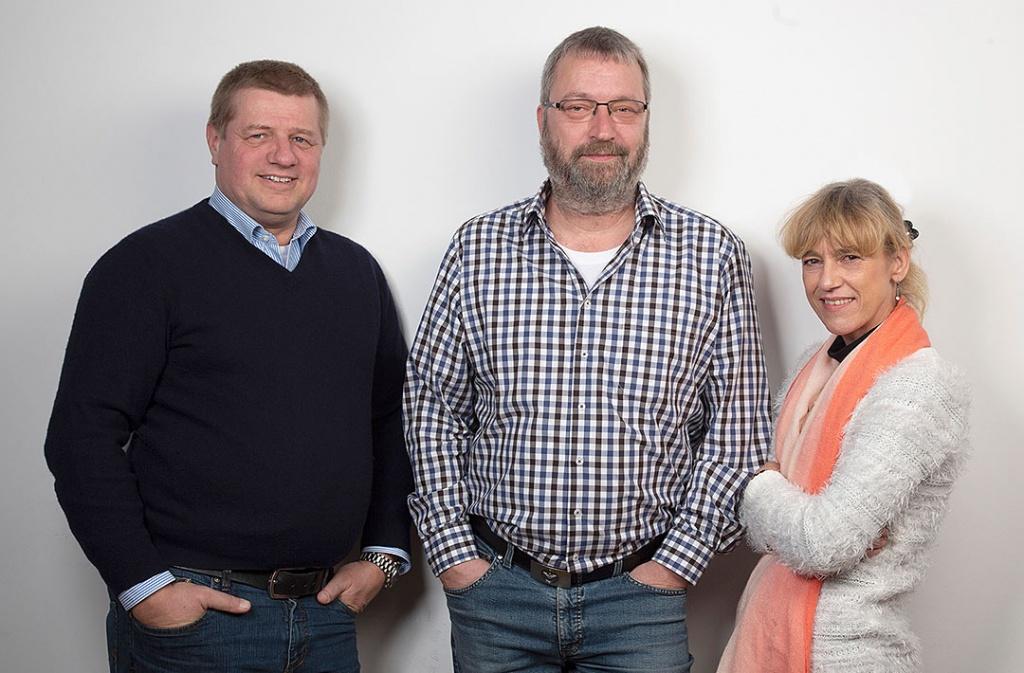 Run Zeitarbeit GmbH Braunschweig - Das Team 2019